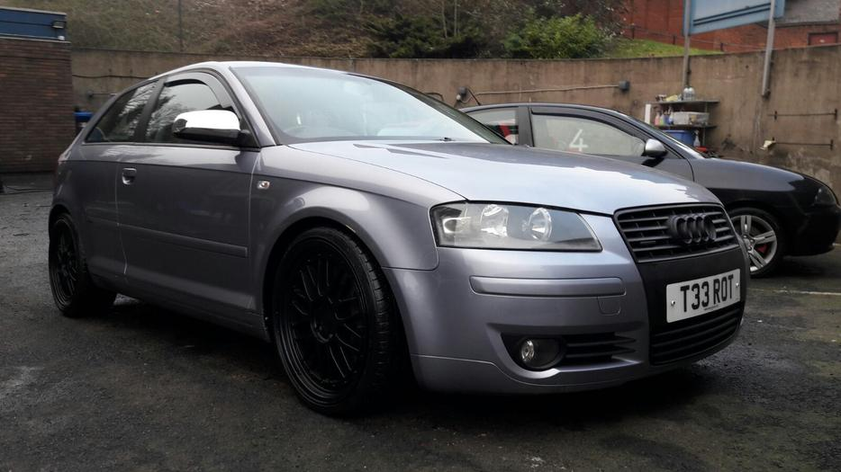 audi a3 3 2 v6 dsg 2005 fsh other sandwell. Black Bedroom Furniture Sets. Home Design Ideas