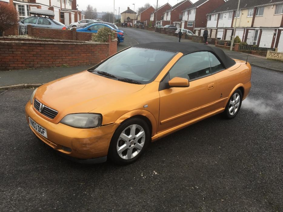 vauxhall astra convertible dudley dudley. Black Bedroom Furniture Sets. Home Design Ideas
