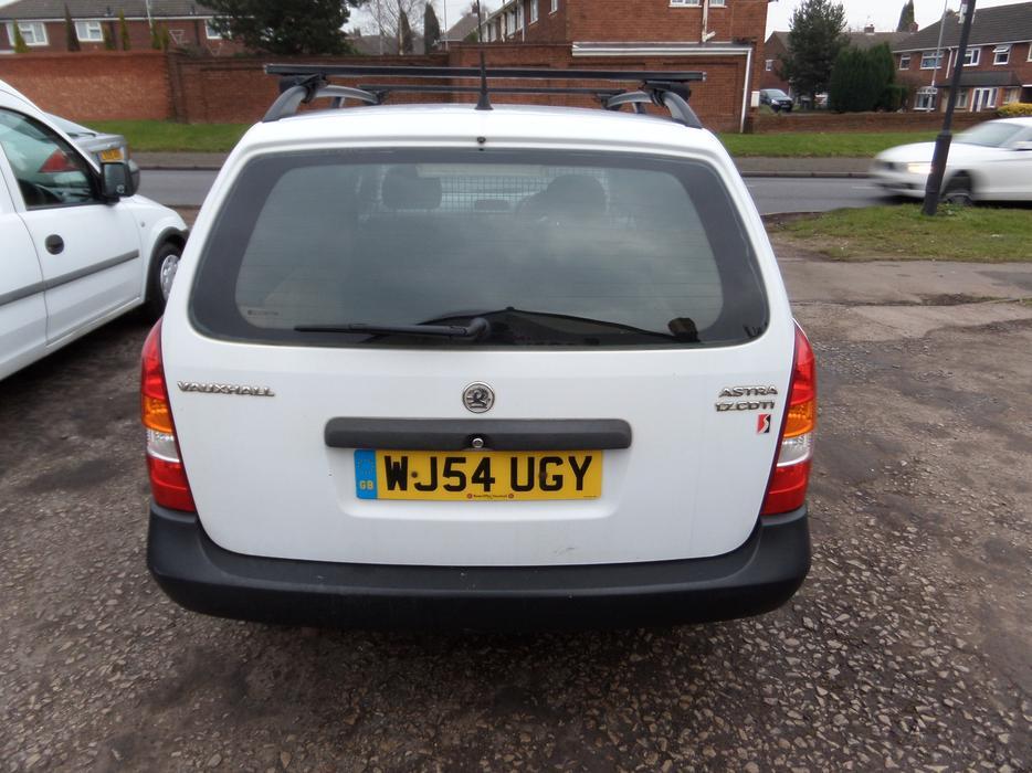 Used Astra Van Roof Rack Used 2012 Vauxhall Astra Van