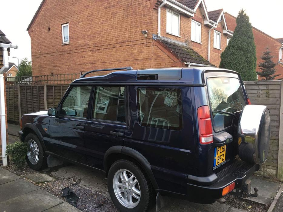 Mint Land Rover Discovery Td5 Auto Sandwell Dudley Mobile