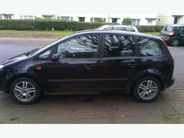 ovno 2004 ford c max excellent condtion taxed moted drive away mint no problem outside black. Black Bedroom Furniture Sets. Home Design Ideas