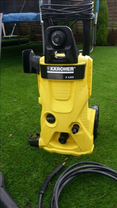 Karcher pressure washer k4 600 with home kit wednesbury dudley - Karcher k4 600 ...