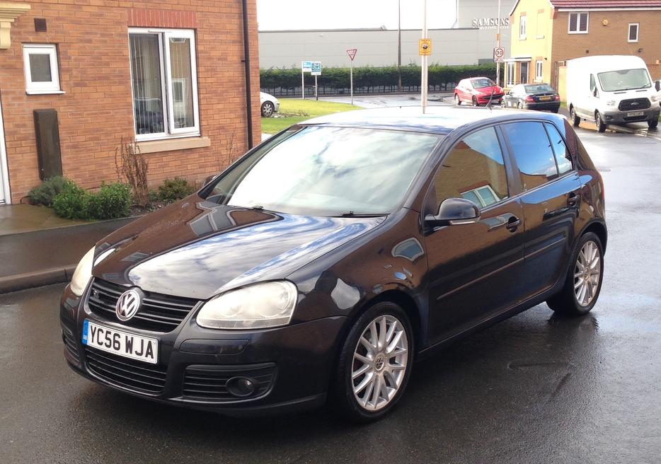 2007 56 volkswagen golf 2 0 gt tdi 140 bhp 6 speed manual halesowen dudley. Black Bedroom Furniture Sets. Home Design Ideas