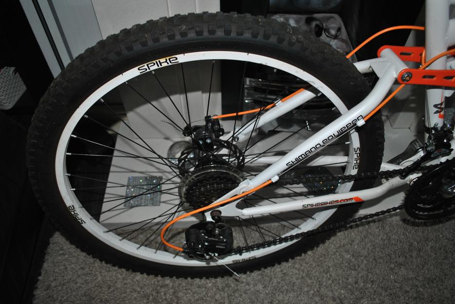 adult Orion Spike full suspension mtb. WALSALL, Sandwell
