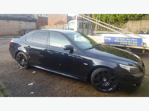 Log In Needed 3 885 Bmw E60 525d Msport Low Milles