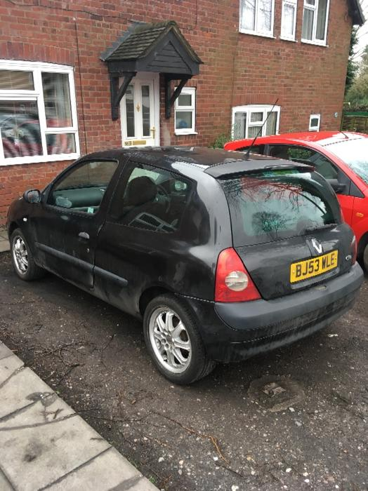 Clio 1 2 May Swap Dudley Sandwell