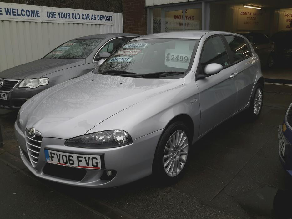 Alfa 147 1 6 T Spark Lusso Mint Condition Very Low Mileage