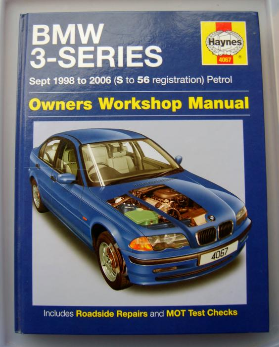 Bmw 3 series e46 haynes manual