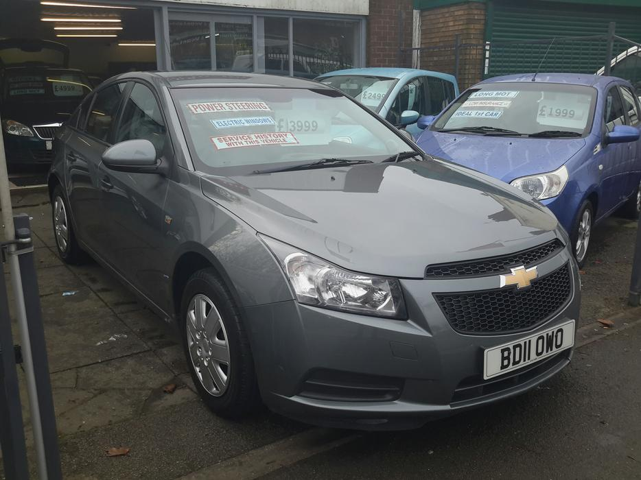 2011 Chevrolet Cruse 1 6s Very Low Mileage Mint Condition