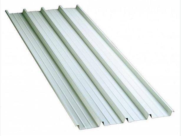 50 new box profile roof sheets 10ft steel galv