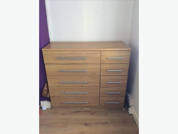 Bedroom chest of drawers willenhall wolverhampton