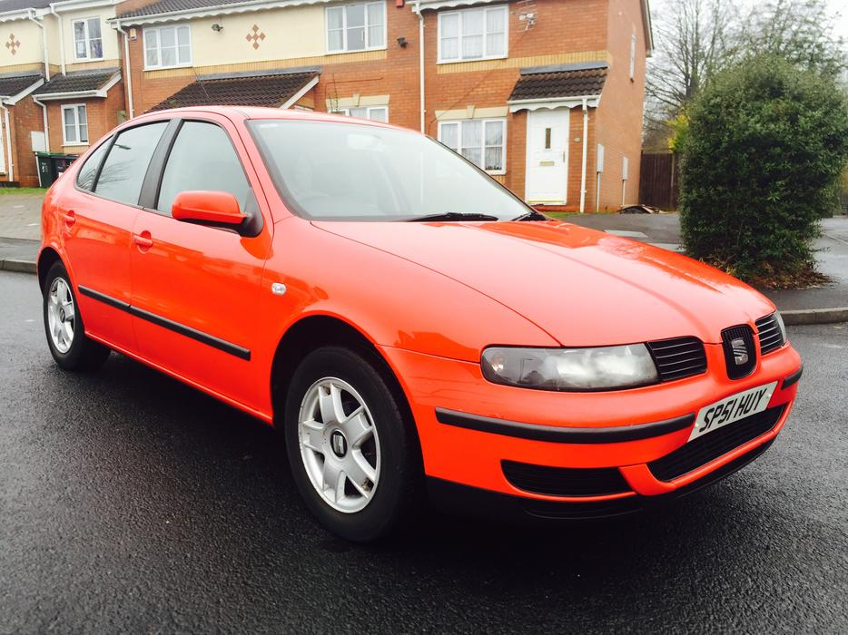 2001 51 seat leon 1 6 s 5 door hachback my swap smethwick dudley mobile. Black Bedroom Furniture Sets. Home Design Ideas