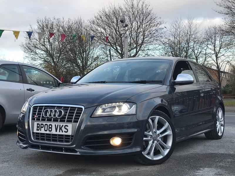 2008 audi s3 2 0 tfsi quattro sport other black country location dudley. Black Bedroom Furniture Sets. Home Design Ideas