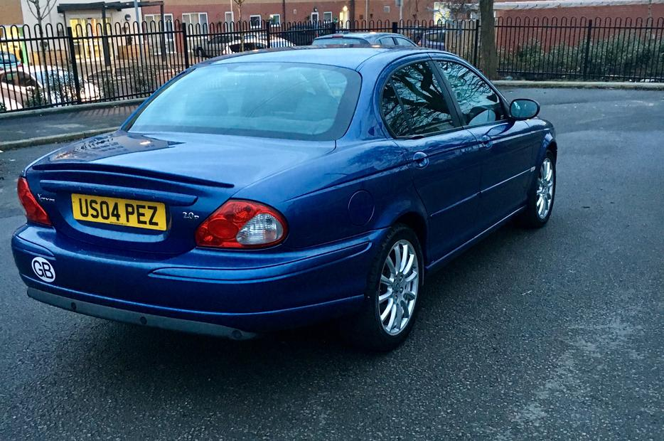 2004 jaguar x type 2 0 diesel sport fully loaded sandwell wolverhampton. Black Bedroom Furniture Sets. Home Design Ideas
