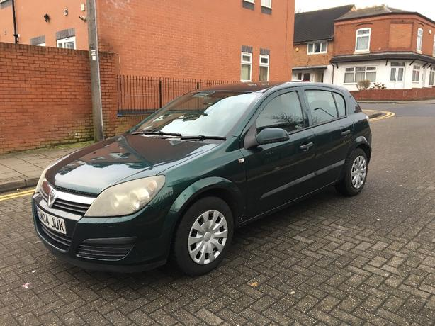 vauxhall astra 1 7 cdti life 2004 other dudley. Black Bedroom Furniture Sets. Home Design Ideas
