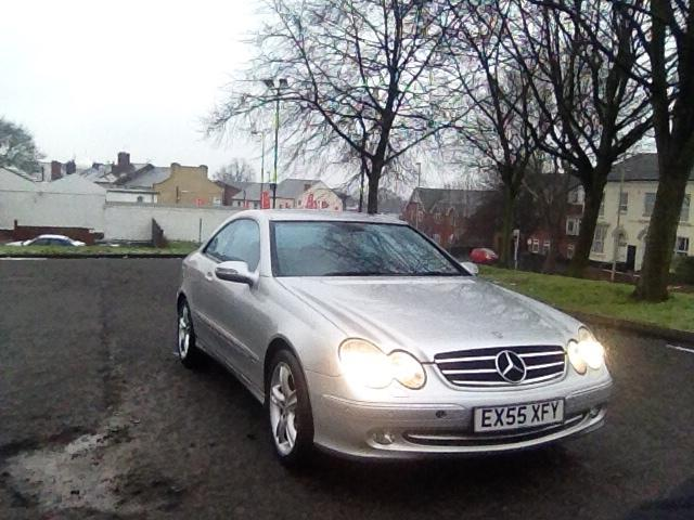 2005 mercedes clk 270 cdi dudley wolverhampton mobile. Black Bedroom Furniture Sets. Home Design Ideas