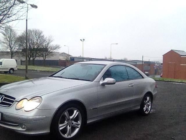 2005 mercedes clk 270 cdi dudley sandwell. Black Bedroom Furniture Sets. Home Design Ideas