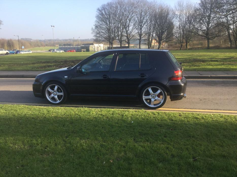 vw golf gt tdi 130 r32 replica walsall dudley. Black Bedroom Furniture Sets. Home Design Ideas