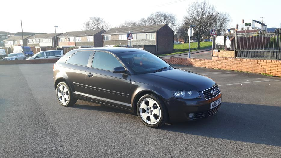 Audi A3 2004 2 0 Tdi 6 Speed 1750 Offers Dudley Dudley