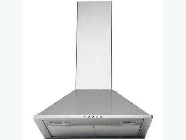 JOHN LEWIS 60CM CHIMNEY/ EXTRACTOR FAN 3 SPEEDS