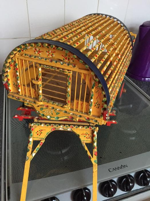 Barrel Top Bird Cage Rowley Regis Dudley