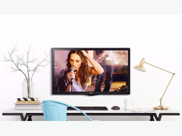 TV LG Full HD 22 inchi IPS 1080p model 22MT48DF-PZ