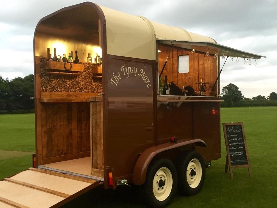 Catering Trailer Mobile Bar Heath Town Wolverhampton