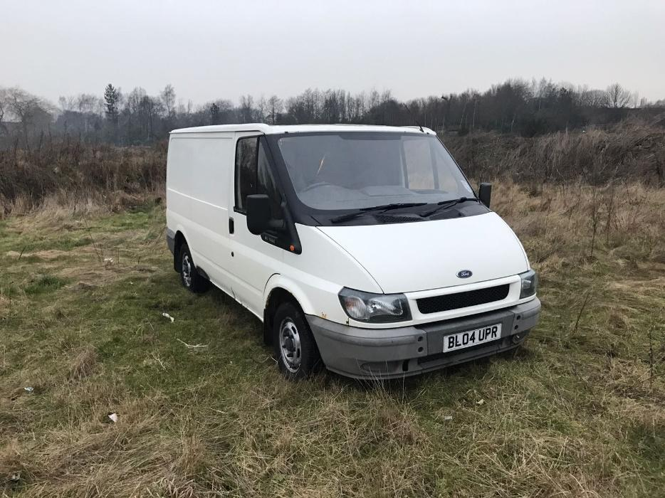 2004 ford transit 2 0 tdci walsall dudley. Black Bedroom Furniture Sets. Home Design Ideas