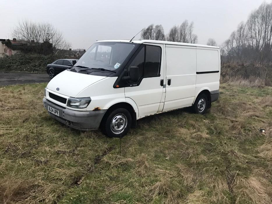 2004 Ford Transit 2 0 Tdci Walsall Walsall