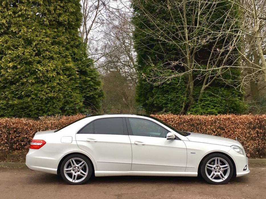 Luxury Car Rental Walsall