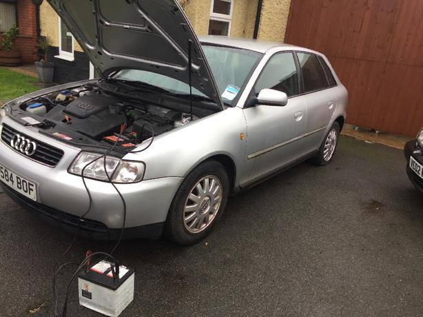 audi a3 1.6 petrol breaking all parts