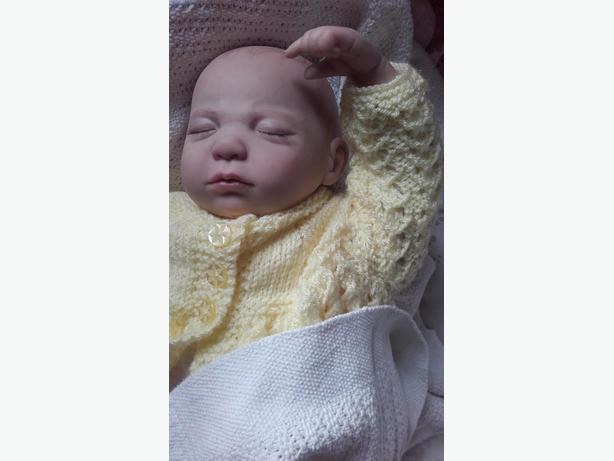 Reborn Doll , brand new, can be boy or girl