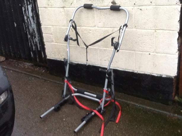 Bike rack....halfords
