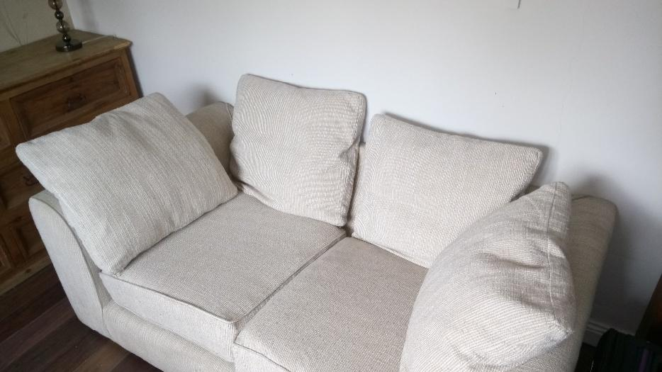 Cream next sofa quick sale needed wolverhampton for Cream sofas for sale