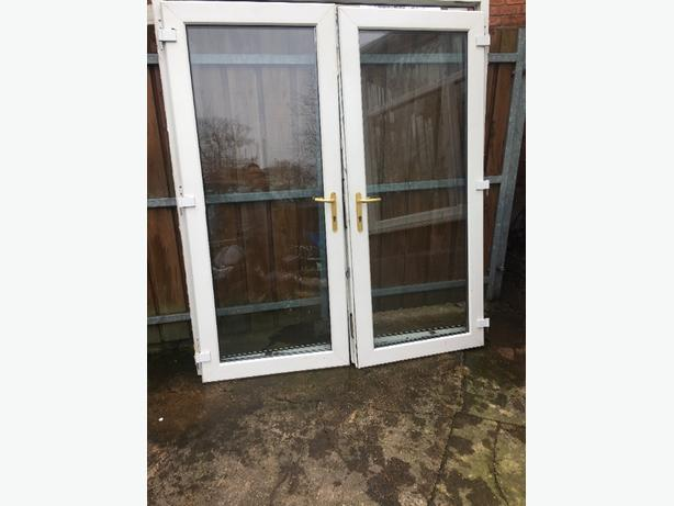 French doors wolverhampton wolverhampton for Used french doors