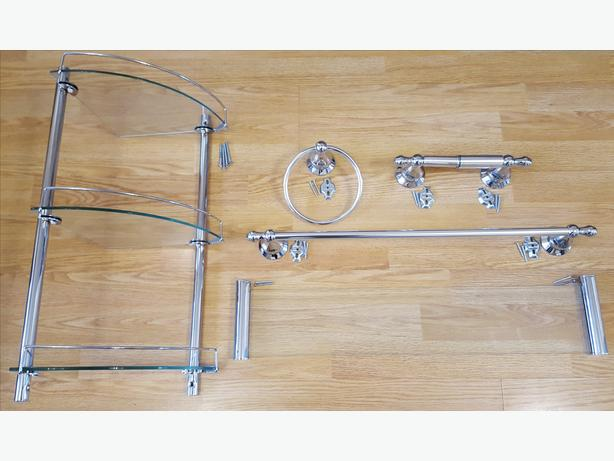 Bathroom accessories dudley dudley for Bathroom accessories ads