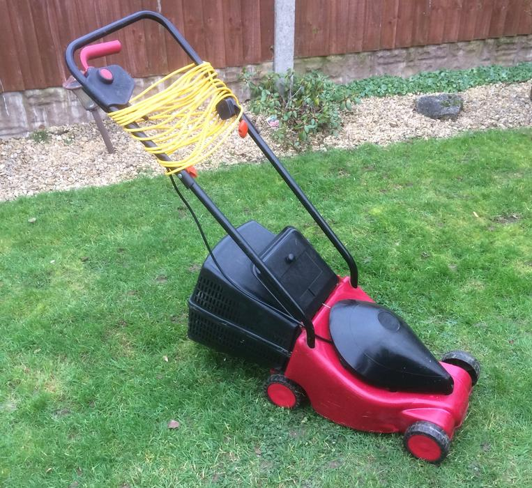 Electric lawn mower halesowen wolverhampton for Lawn mower electric motor