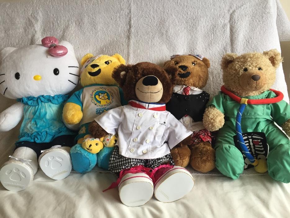 5 build a bear teddy bears kingswinford wolverhampton. Black Bedroom Furniture Sets. Home Design Ideas