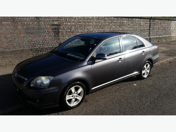 toyota avensis 2006 d4d long mot tax bargain outside black country region dudley. Black Bedroom Furniture Sets. Home Design Ideas
