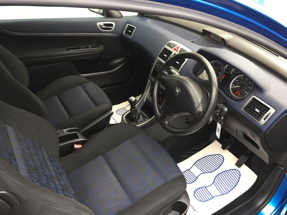 2003 Peugeot 307 Rapier 2 0 Hdi 12 Months Mot Oldbury