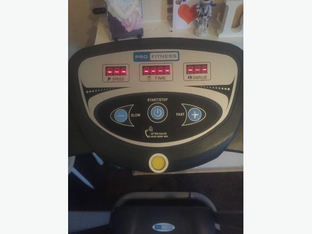 running machine uk