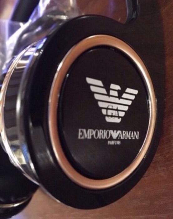 Limited Edition Genuine Emporio Armani Headphones Brand ...