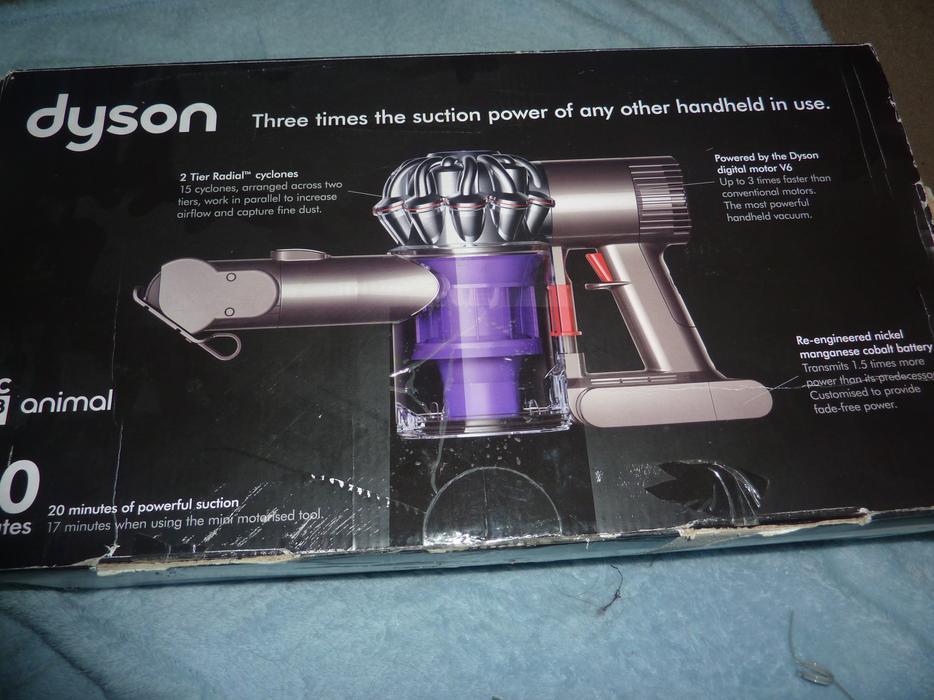 Dyson dc58 animal пылесосы dyson купить в москве