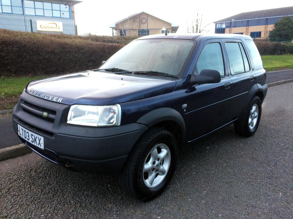 Land Rover Wolverhampton Used Cars