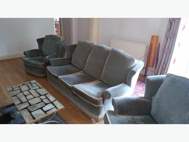 3 Piece Sofa Settee Rowley Regis, Wolverhampton