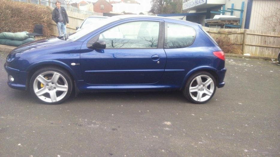 For Sale Peugeot 206 Gti Dudley Dudley