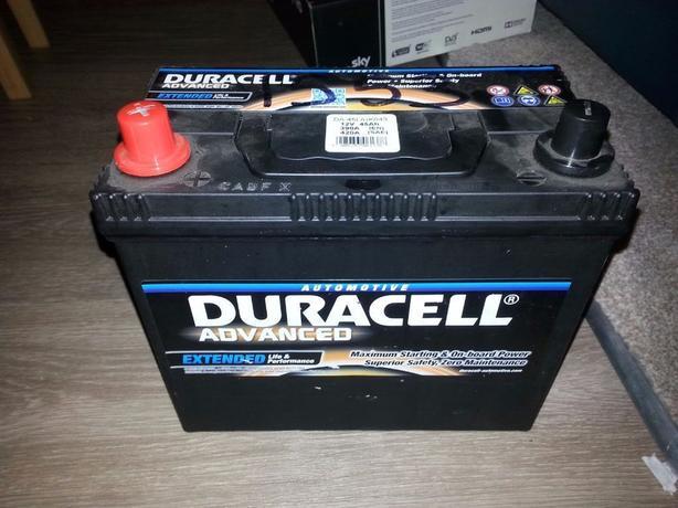 Duracell Car Battery Rowley Regis, Dudley
