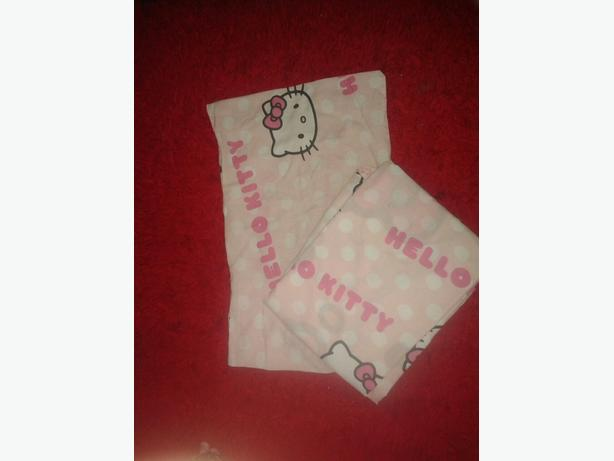 Hello Kitty Toddler Bed Set Bloxwich Dudley