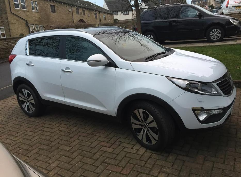 kia sportage 1 7 crdi 3 2wd 2011 other dudley. Black Bedroom Furniture Sets. Home Design Ideas