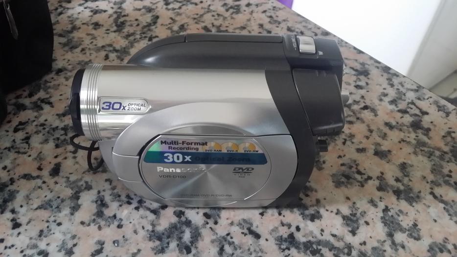 Panasonic vdr d100